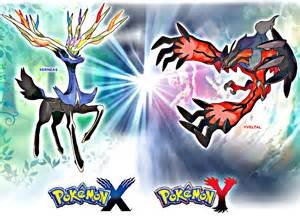 All Legendary Pokemon Kalos