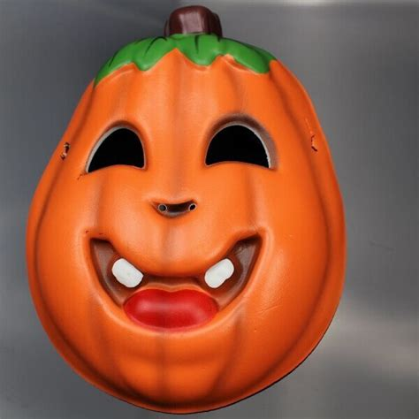 Buy Halloween Pumpkin Mask Smiling Pumpkin Mask Rcnhobbycom