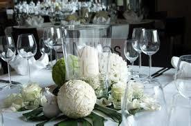 Tischdeko Hochzeit Runder Tisch Tischdeko Gr Ner Apfel Deko F R