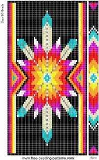 Free Loom Bead Patterns Native