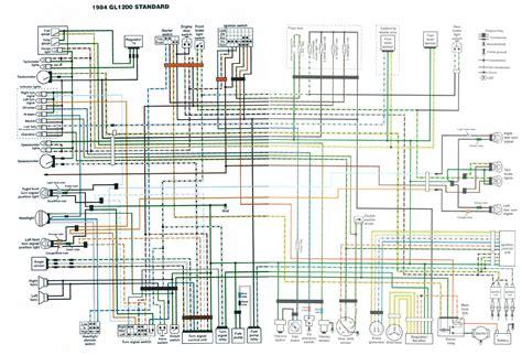 wrg 5771 1977 honda goldwing 1000 wiring diagram