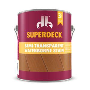 semi transparent stain oil based   duckback