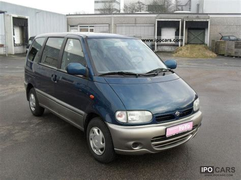 nissan serena 2000 2000 nissan serena 1 6 lx one years tüv car photo and specs