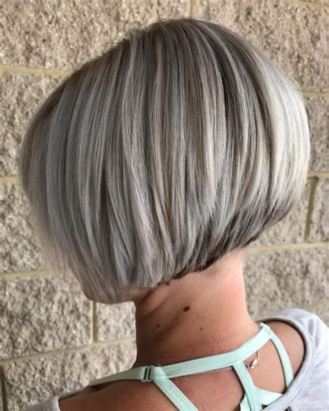 stacked bob hairstyles trending