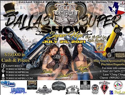 Of course there is plenty of ground level parking. Torres Empire - Custom Cars and Car shows