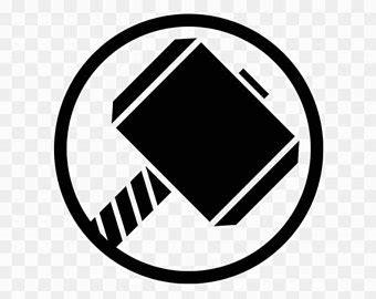 thor logo etsy