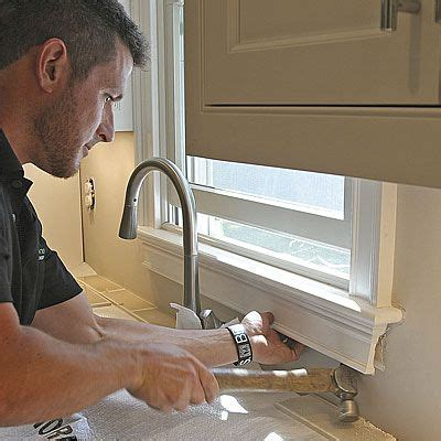 how to tile a kitchen window sill backsplash tile tips if the tile will go around any 9583