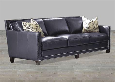 blue leather sofa living room navy blue leather furniture living room elegant