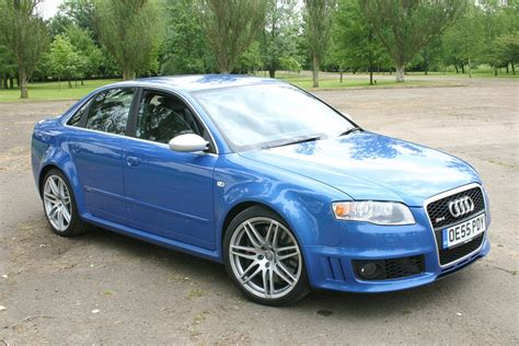 Audi A4 Rs4 (2005  2008) Buying And Selling Parkers