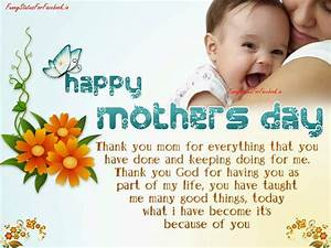 Thank You Mom Quotes Funny. QuotesGram