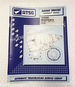 42rh 46rh Transmission Technical Service  U0026 Repair Manual