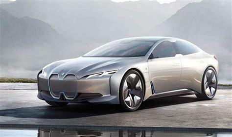 Bmw New Electric Car by Bmw Reveal New Electric Car I Vision Dynamics At Frankfurt
