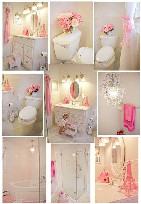 Girly Bathroom Ideas by Roze En Witte Badkamer Inplaats Roze Zou Ik Blauw