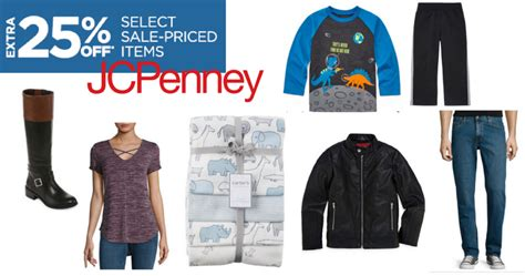 85338 Jcpenney Free Shipping No Minimum Promo Code by Jcpenney Sale Items 25 Free Shipping