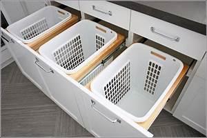Tilt Out Laundry Hamper Cabinet Australia - Imanisr com