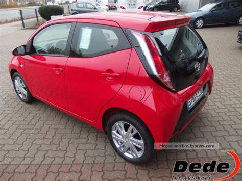 toyota aygo x play touch 2014 toyota aygo x play touch 1 0 car photo and specs