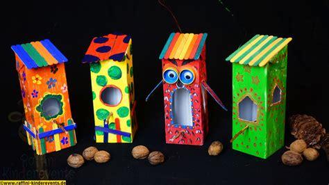 diy mit kindern recycling basteln mit kindern diy crafts 3 kinder basteln upcycling milk