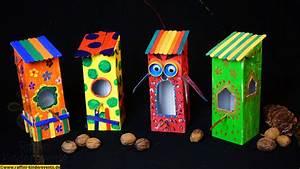 Basteln Mit Milchtüten : recycling basteln mit kindern diy crafts 3 kinder basteln ~ Frokenaadalensverden.com Haus und Dekorationen