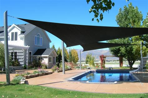 patio shade sails the complete guide to outdoor structures