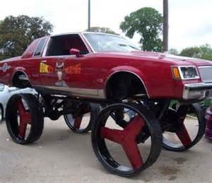 Cars with Big Rims