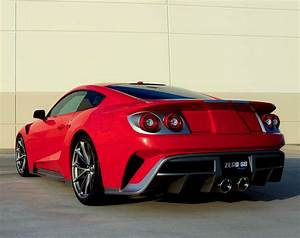 Zero to 60 Designs to unveil Ford Mustang and Ford GT mashup at SEMA - ForceGT.com