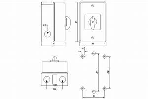 Salzer Ac Saa16 Isolator Switch With Ip65 Plastic Box  Ce