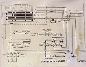 Amana  Speedqueen Connection Diagram Dryer Wiring Diagram