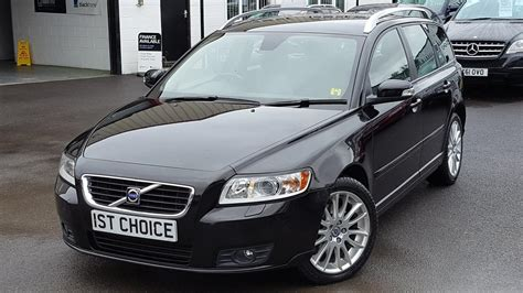 how to sell used cars 2008 volvo v50 parking system used 2008 volvo v50 se lux d for sale in oxfordshire pistonheads