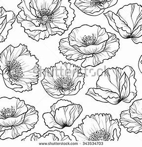 jasmine flower outline drawing - Google Search | Tattoo ...