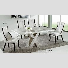 Modern Marble Dining Room Furniturein Dining Tables From