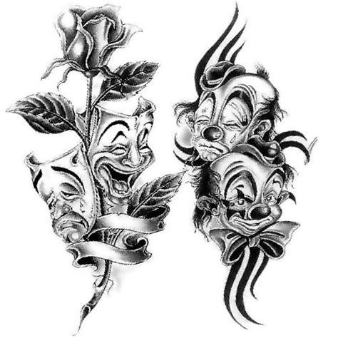 wzor tatuazu maski monika wypozyczalnia sprzetu