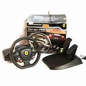Lenkrad Xbox 360 : xbox 360 ferrari 458 italia lenkrad mit pedale konsolenkost ~ Jslefanu.com Haus und Dekorationen