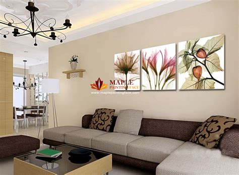d馗oration murale cuisine moderne deco mur salon moderne