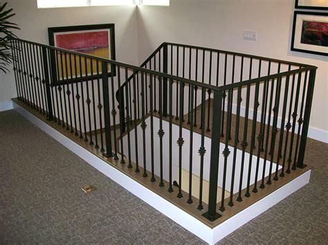 metal works railings