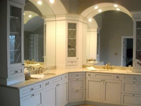 L Shaped Bathroom Vanity by L Shaped Vanity Home Remodel Ideas