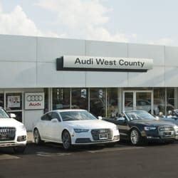 Bommarito Audi by Audi West County 13 Reviews Car Dealers 15736