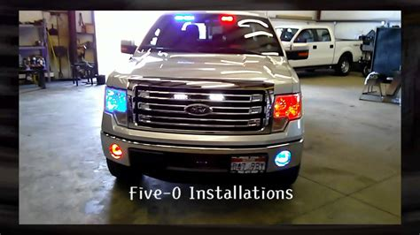 Ford F-150 (police Truck)