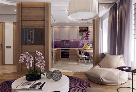 3 One Bedroom Apartments Under 750 Square Feet (70 Square Metres) [Includes Layouts] :  Familly Hub By Susanna Cots Interior Design