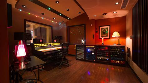 celebrity recording studios luno
