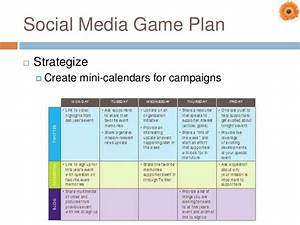 is your non profit blooming online socon13 With nonprofit social media strategy template