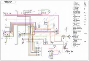 Wire Harness Schematic Dual Xdma6855