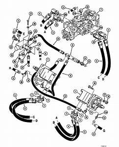 Case 1840 Hydraulic Hose