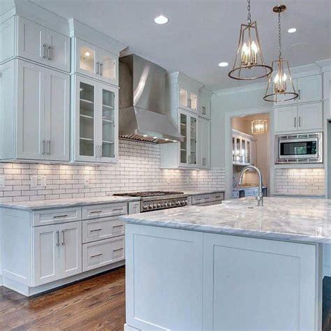 Design Ideas White Kitchens by Top 60 Best White Kitchen Ideas Clean Interior Designs