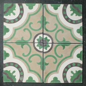 sur votre ordi creez votre patchwork de carreaux de With carreaux de ciment vert