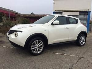 Nissan Juke Blanc : troc echange nissan juke blanc 2013 acenta etat neuf sur france ~ Gottalentnigeria.com Avis de Voitures