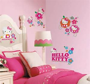 wall decals and sticker ideas for children bedrooms vizmini With cute little girl wall decals ideas