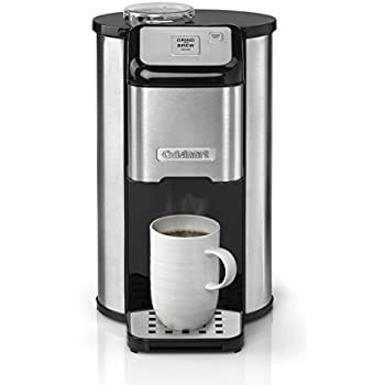 Discounts up to 70% off for all products! Cuisinart DGB1U One Cup Grind and Brew Coffee Maker: Amazon.co.uk: Kitchen & Home