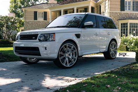 wheels land rover land rover range rover sport custom wheels niche ritz