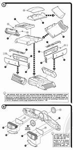 Polar Lights Model Kits  Klingon K U0026 39 T U0026 39 Inga Instruction