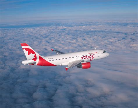 Air Canada Introduces New Leisure Airline